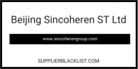 Beijing Sincoheren ST Ltd