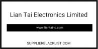 Lian Tai Electronics Limited