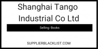 Shanghai Tango Industrial Co Ltd