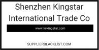 Shenzhen Kingstar International Trade Co