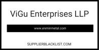 ViGu Enterprises LLP