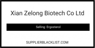 Xian Zelong Biotech Co Ltd