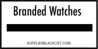 branded watches scam