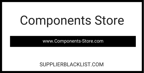 Components Store