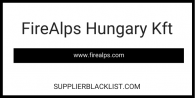 FireAlps Hungary Kft in Hungary
