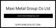 Maxi Metal Group Co Ltd