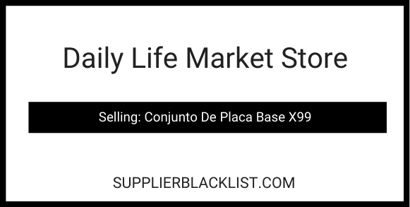Daily Life Market Store