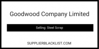 Goodwood Company Limited