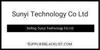Sunyi Technology Co Ltd