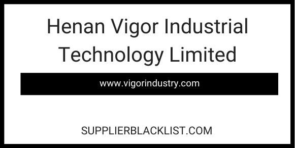Henan Vigor Industrial Technology Limited