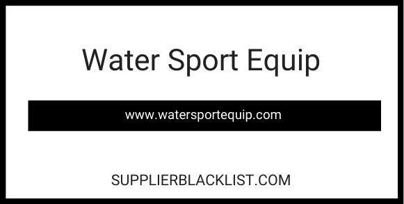 Water Sport Equip