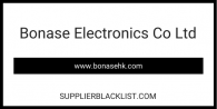 Bonase Electronics Co Lt