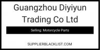 Guangzhou Diyiyun Trading Co Ltd