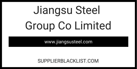 Jiangsu Steel Group Co Limited