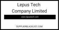 Lepus Tech Company Limited