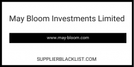 May Bloom Investments Limited