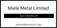 Miele Metal Limited