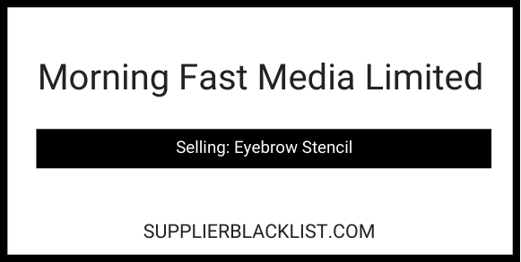 Morning Fast Media Limited