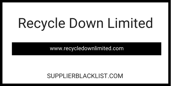 Recycle Down Limited