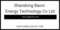 Shandong Baovi Energy Technology Co Ltd