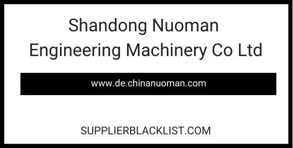 Shandong Nuoman Engineering Machinery Co Ltd