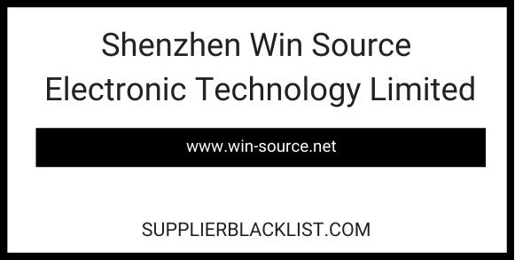 Shenzhen Win Source Electronic Technology Limited