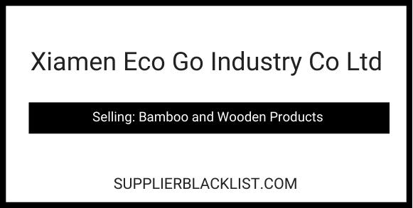 Xiamen Eco Go Industry Co Ltd