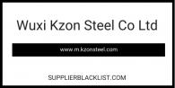 Wuxi Kzon Steel Co Ltd