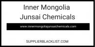 Inner Mongolia Junsai Chemicals