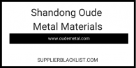 Shandong Oude Metal Materials